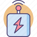 intelligent, intelligentenergycontrol, technology icon