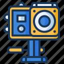 camera, photo, action, shot icon