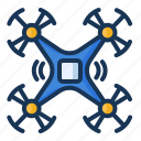 device, drone, quadcopter, technology