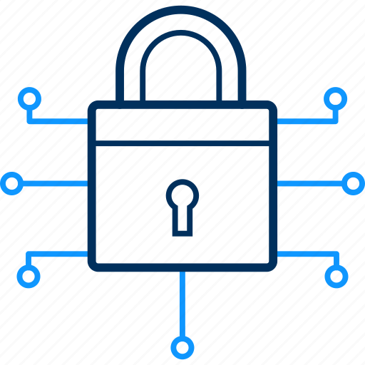 lock, locked, protect, protection, safe, security icon