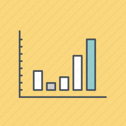 analysis, chart, data, document, graph, reporting, statistics icon