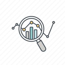 analysis, chart, data, diagram, report, seo, statistics icon