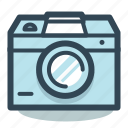 camera, image, media, multimedia, photo, picture icon