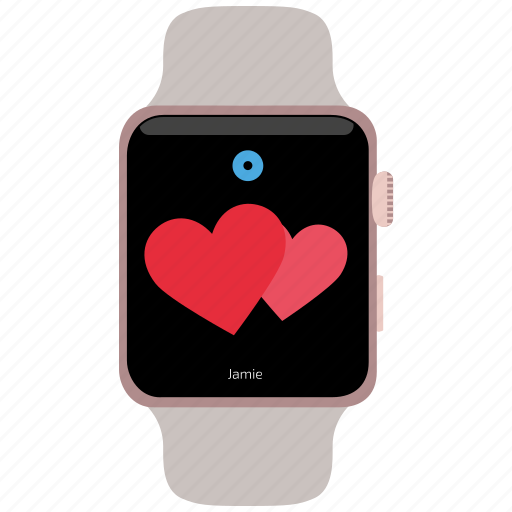 mobile marketing, seo, smartwatch, technology icon