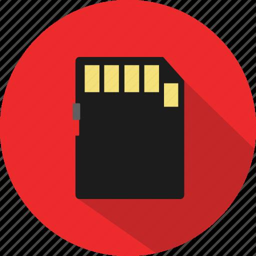 data, memory, memory card, memory stick, sd, sd card, storage icon
