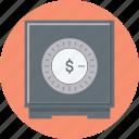 bank, deposit, money, protection, safe