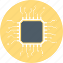 chip, cpu, processor icon