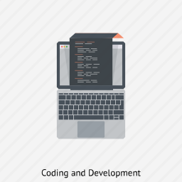 code, computer, page, program, programming, web, window icon