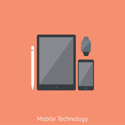 cellphone, computer, devices, mobile phone, new technology, screen, tablet icon