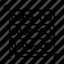 hosting, rack, server icon