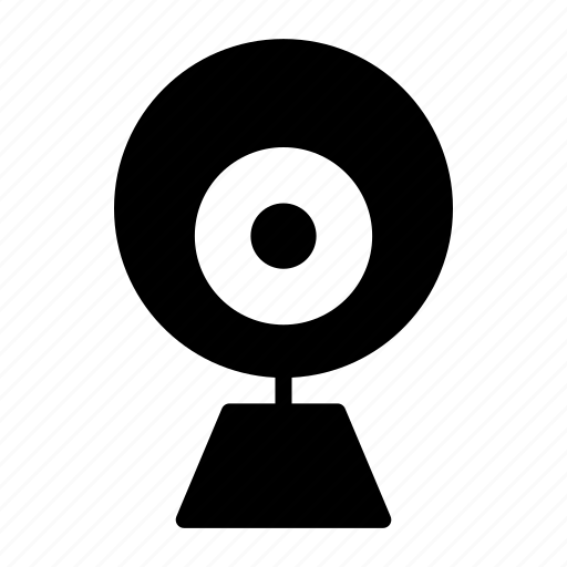 camera, eye, photography, record icon