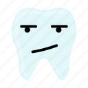 cavity, dental, dentist, emoji, hygiene, teeth, tooth icon