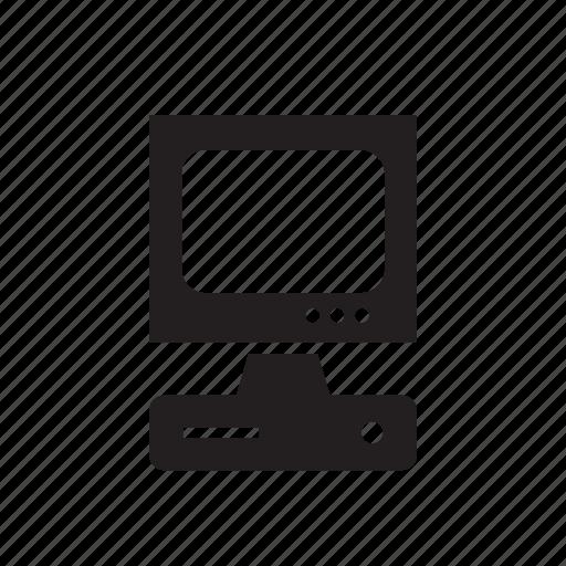 communication, computer, desktop, technology icon