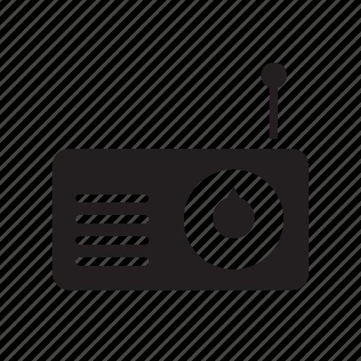 apparatus, broadcast, communication, radio, technology icon