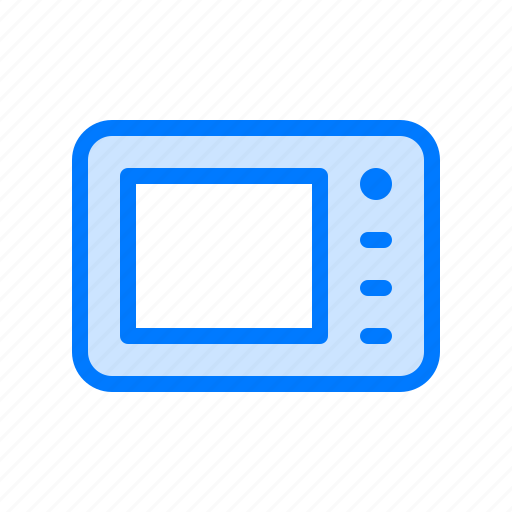 modern, monitor, screen, television, tv icon