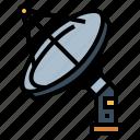 communications, connection, dish, satellite, technology