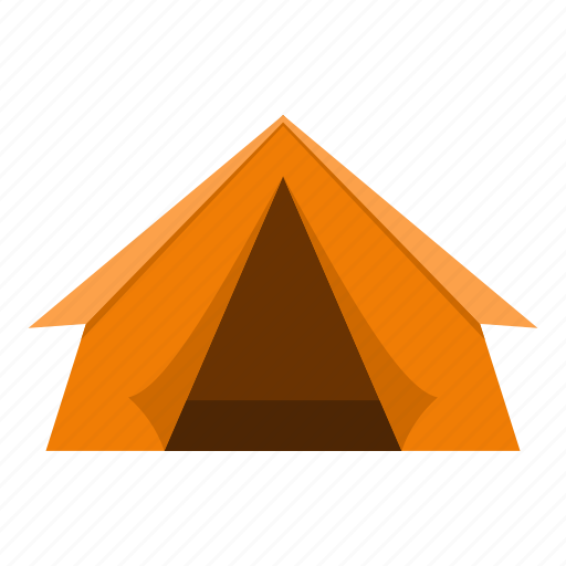 camp, equipment, leisure, outdoor, tent, tourist, travel icon