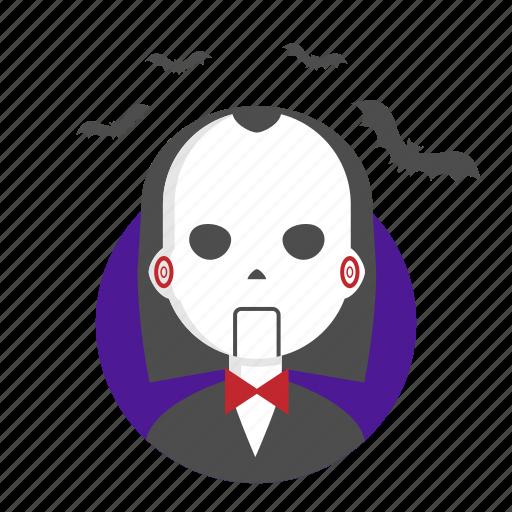 fear, halloween, killer, mask, puppet icon