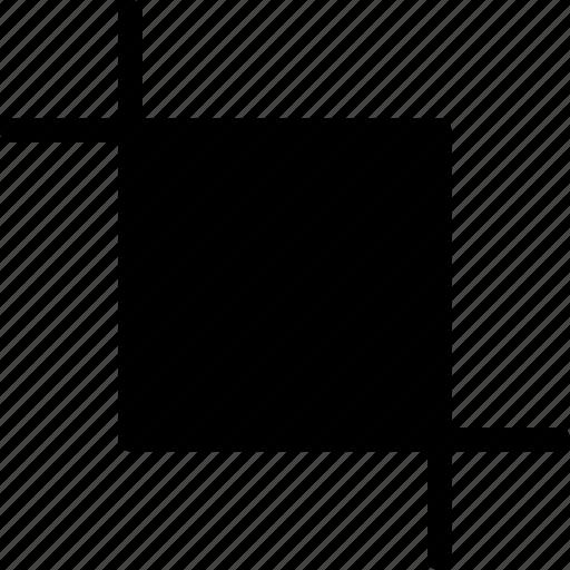 crop, file, format, image, photos icon