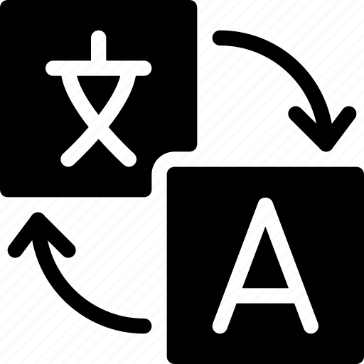 editor, format, language, text, translate icon
