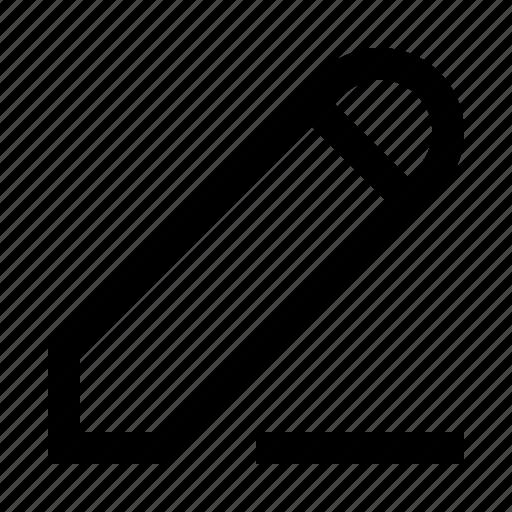 edit, pen, pencil, text, write icon