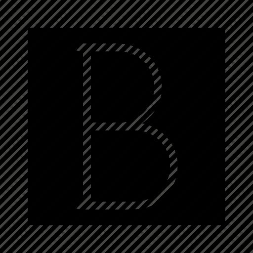 author, bold, editor, text, write, writer icon