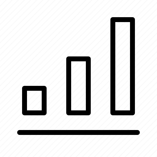 author, bar, chart, editor, text, write, writer icon