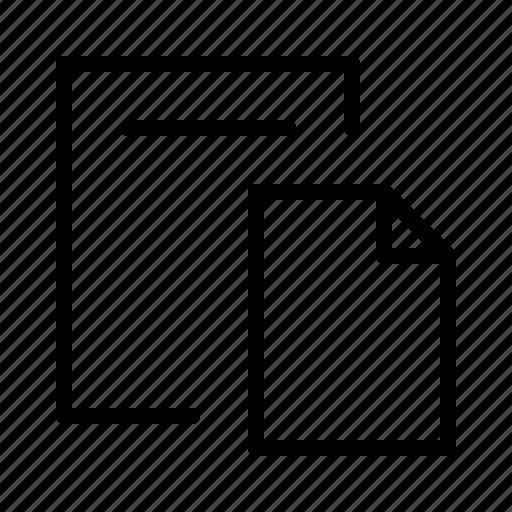 author, clipboard, editor, text, write, writer icon