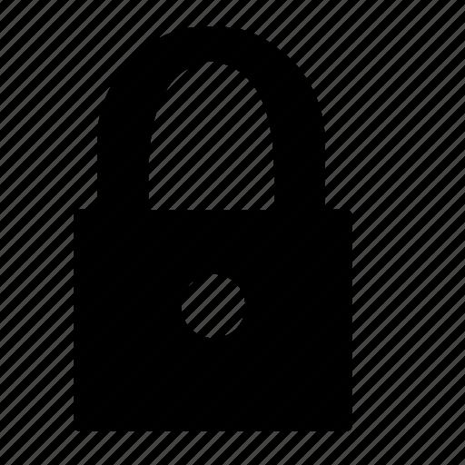 access, block, document, edit, lock icon
