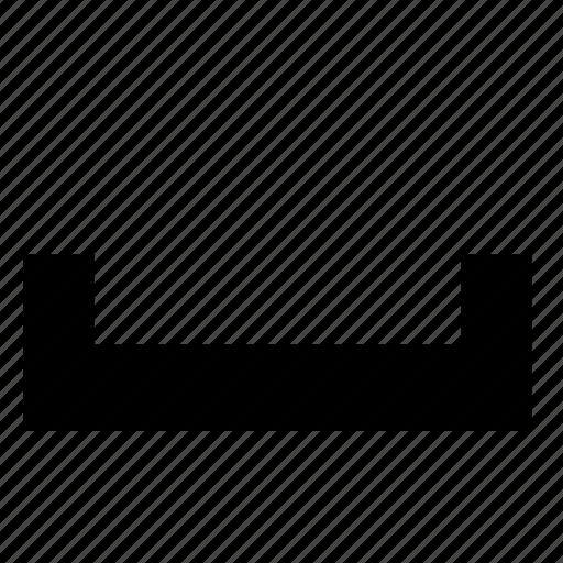 edit, empty, space, text icon