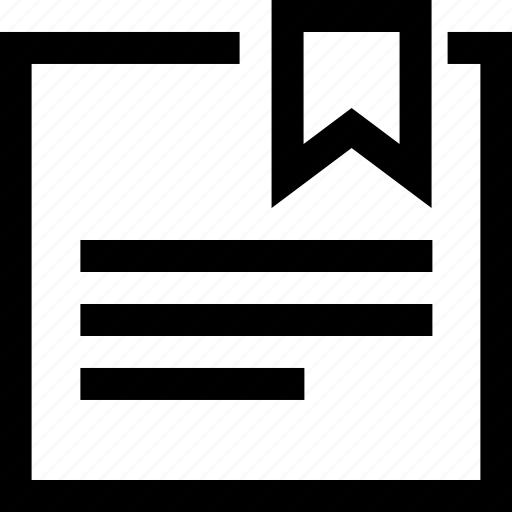 author, bookmark, edit, text, type, writer icon