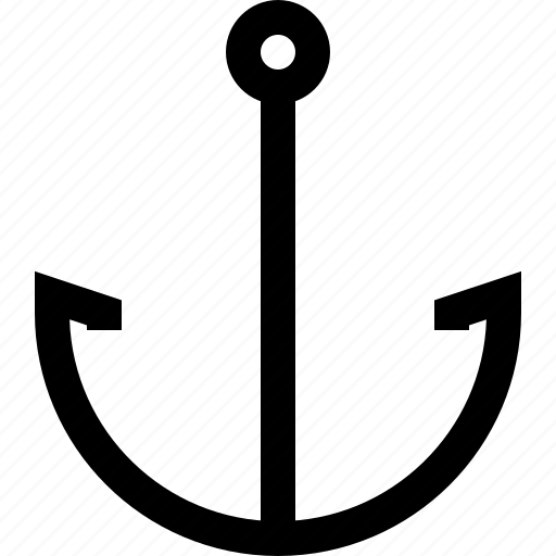 anchor, link, office, paint, sketch, tools, write icon