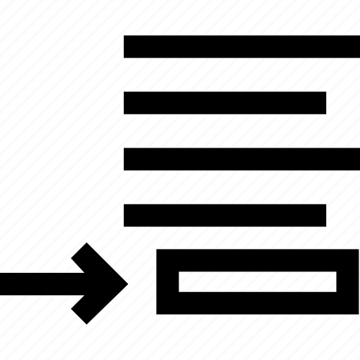 align, left, middle, paragraph, right, text, type icon