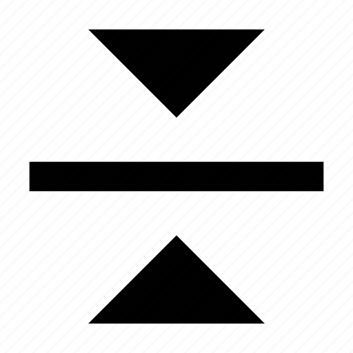 flip, mirror, reflect, swap, vertical icon