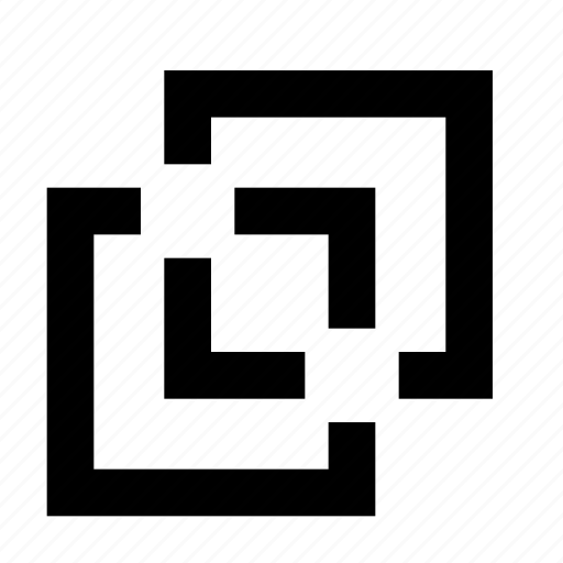 add, mask, merge, shape, solid, split, subtract icon