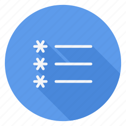 align, email, list, mail, sign, text, type icon