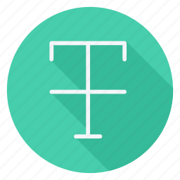 align, email, mail, sign, strikethrough, text, type icon