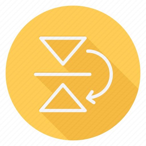 arrow, email, flip, mail, sign, text, type icon