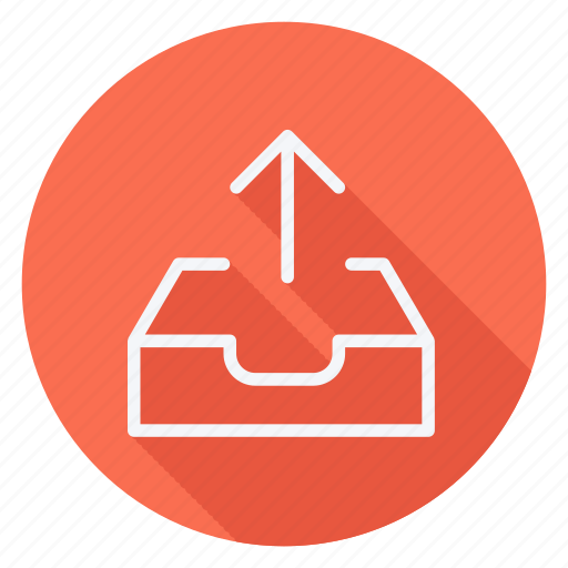 align, email, mail, send, sending from the inbox, sign, text icon