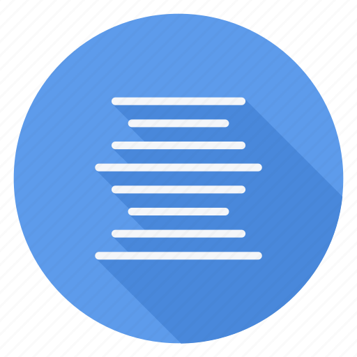 align, center alignment, email, mail, sign, text, type icon