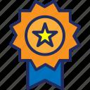 badge, congratulation, honor, thank, thank you, thanks