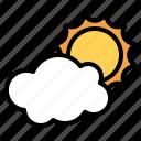 clear, forecast, sun, sunny, sunshine, weather