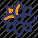 autumn, farm, flower, leaf, plant, thanksgiving, tree icon