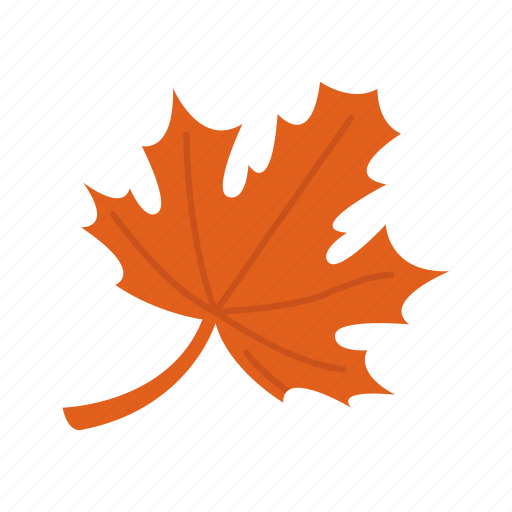 Leaf Fall Leaves Fall Maple Leaf Icon