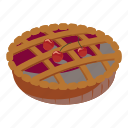 cake, candy, cartoon, cupcake, dessert, pie, sweet icon