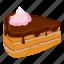 cake, candy, cartoon, cupcake, dessert, piece of cake, sweet icon