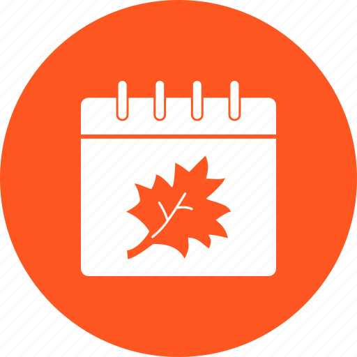 calendar, date, day, happy, holiday, page, thanksgiving icon