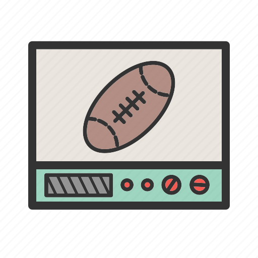 ball, field, goal, match, pitch, rugby, team icon