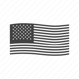 american, day, flag, happy, patriotic, thanksgiving, usa icon