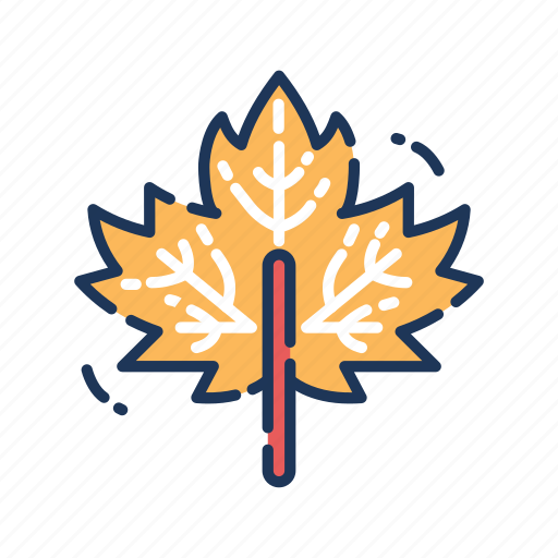 Leaf, maple, autumn, leaves, thanksgiving icon - Download on Iconfinder